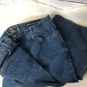 NYDJ Size 10 Relaxed Jeans Nordstrom